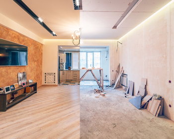 Renovatiewerken Rammon Marc - Totaalrenovaties